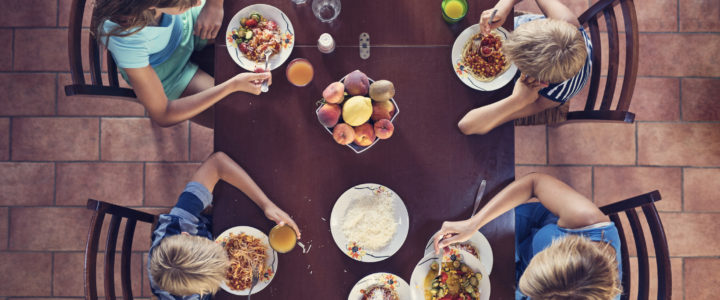 Our Guide to At-Home Family Dinner Ideas in Carrollton at Trinity Valley